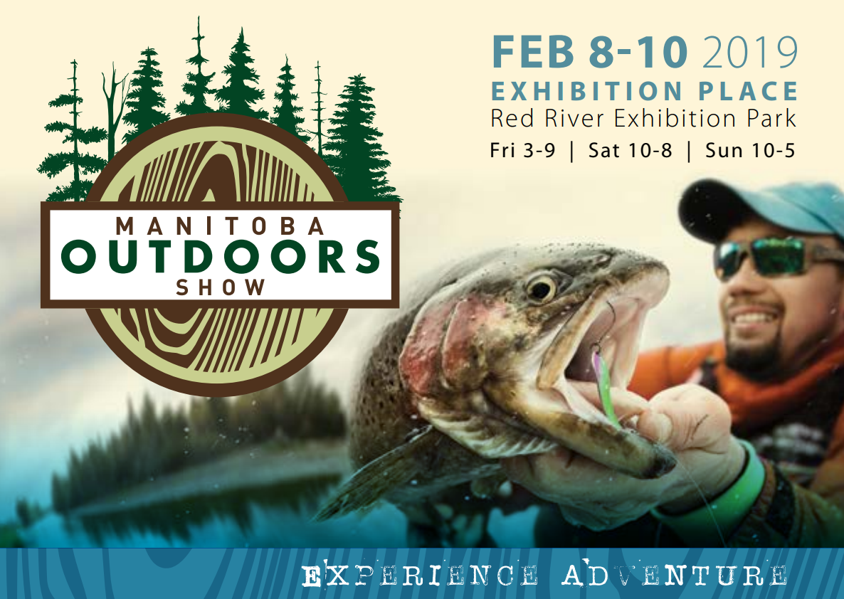 Manitoba Outdoors Show Red River Ex, Winnipeg