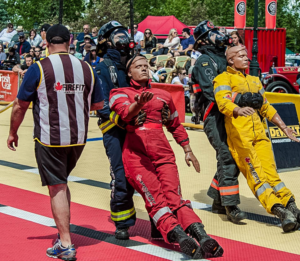 FireFit at BrewLoops 2019