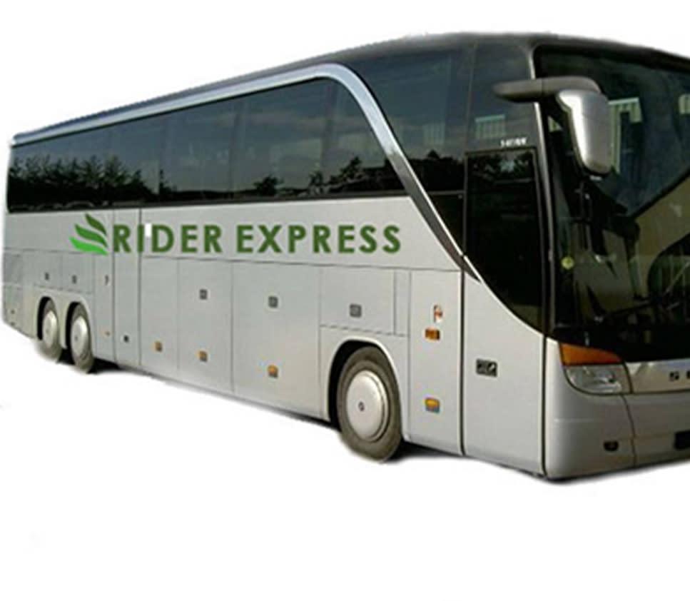 rider express bus