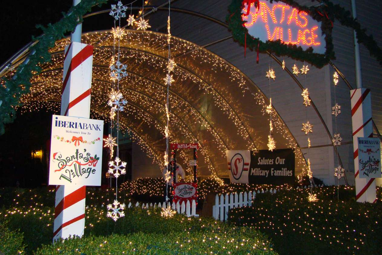 Santa's Village, North Pole Express