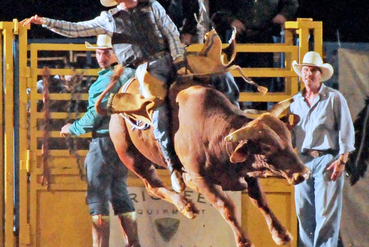 Limestone Sheriff's Rodeo