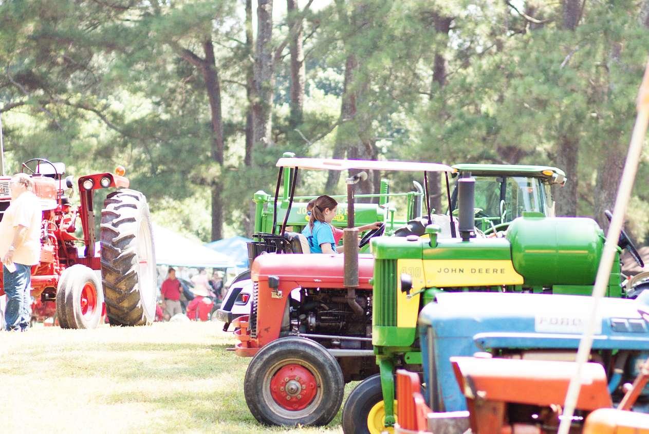 Piney Chapel American Farm Heritage Days