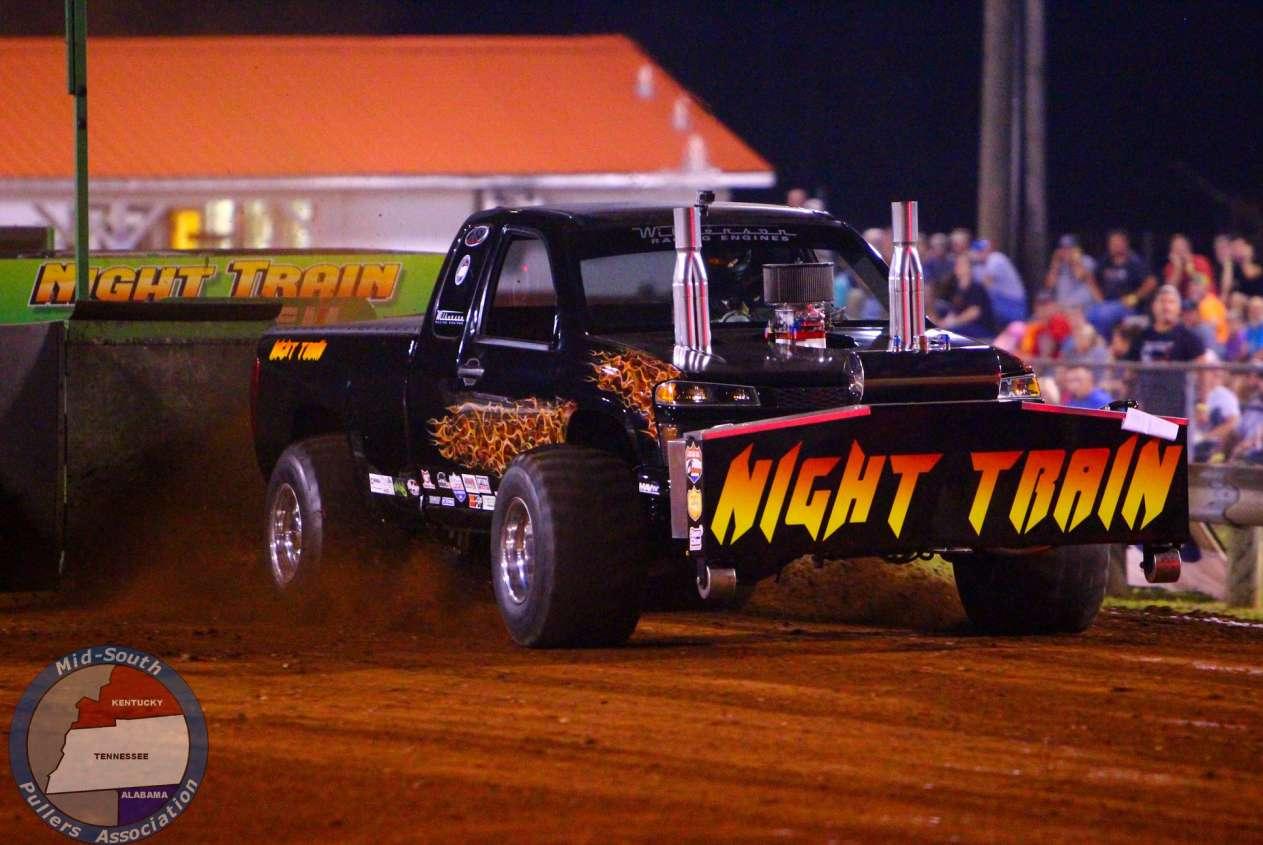 Lexington Truck & Tractor Pull