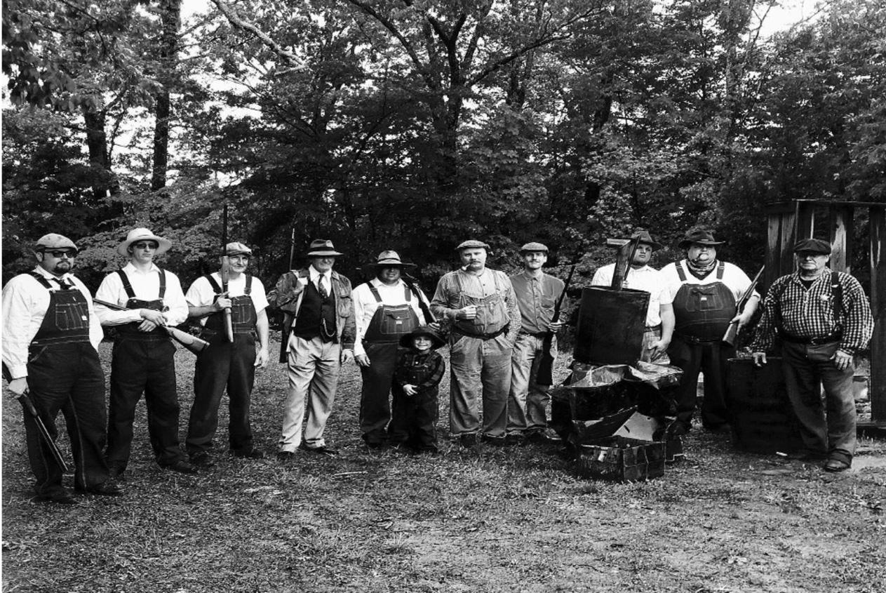 Recall LaGrange Distillery Raid on the Mountain