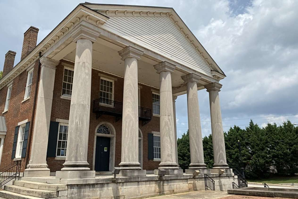 Decatur's Historic 1833 The Old State Bank Interactive Halloween Ghost Hunt