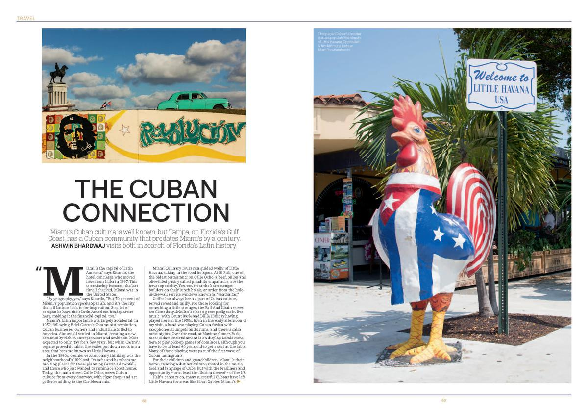 City AM Magazine UK Cuban