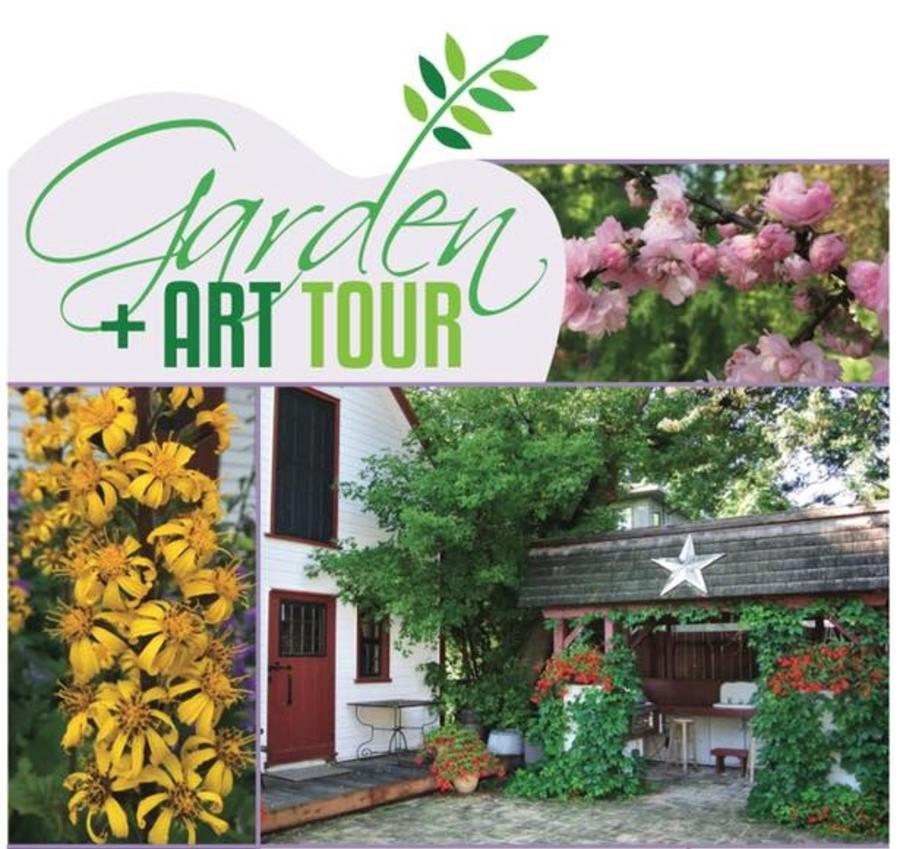 Garden and Art Tour