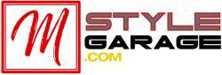 M Style Garage logo