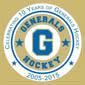 Eugene Generals Logo, 85x85