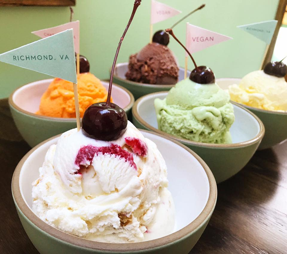 Charm School Ice Cream