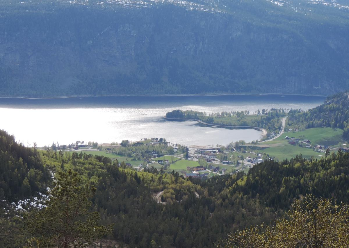 Drøymarnuten hiking