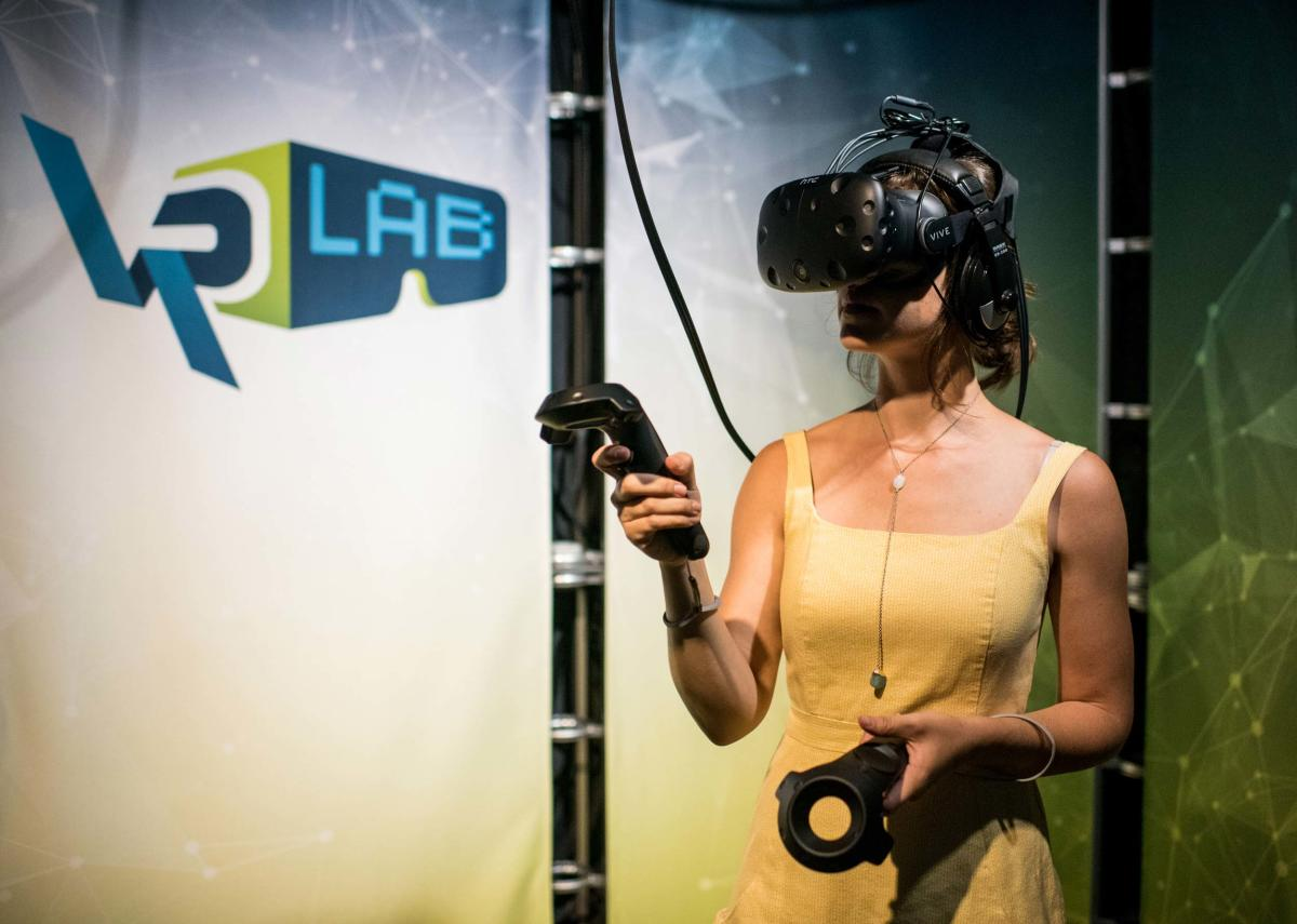 Lafayette Science Museum Virtual Reality