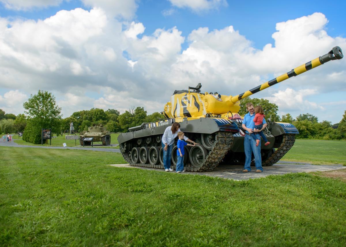 Army Heritage Trail