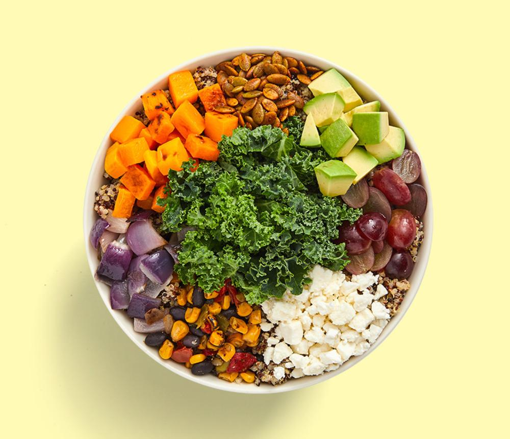 Southwest Grain Bowl