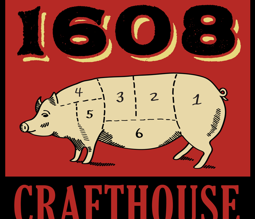 1608 Crafthouse Logo