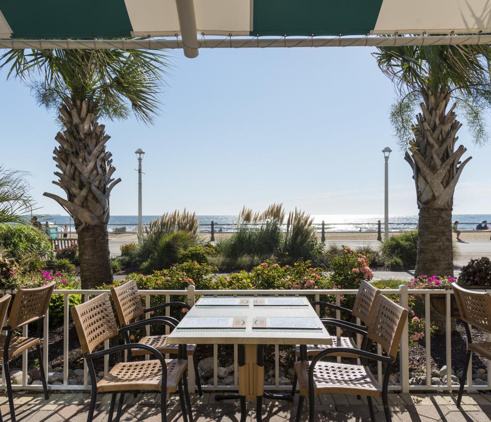 Cabanas Seaside Bar & Grille