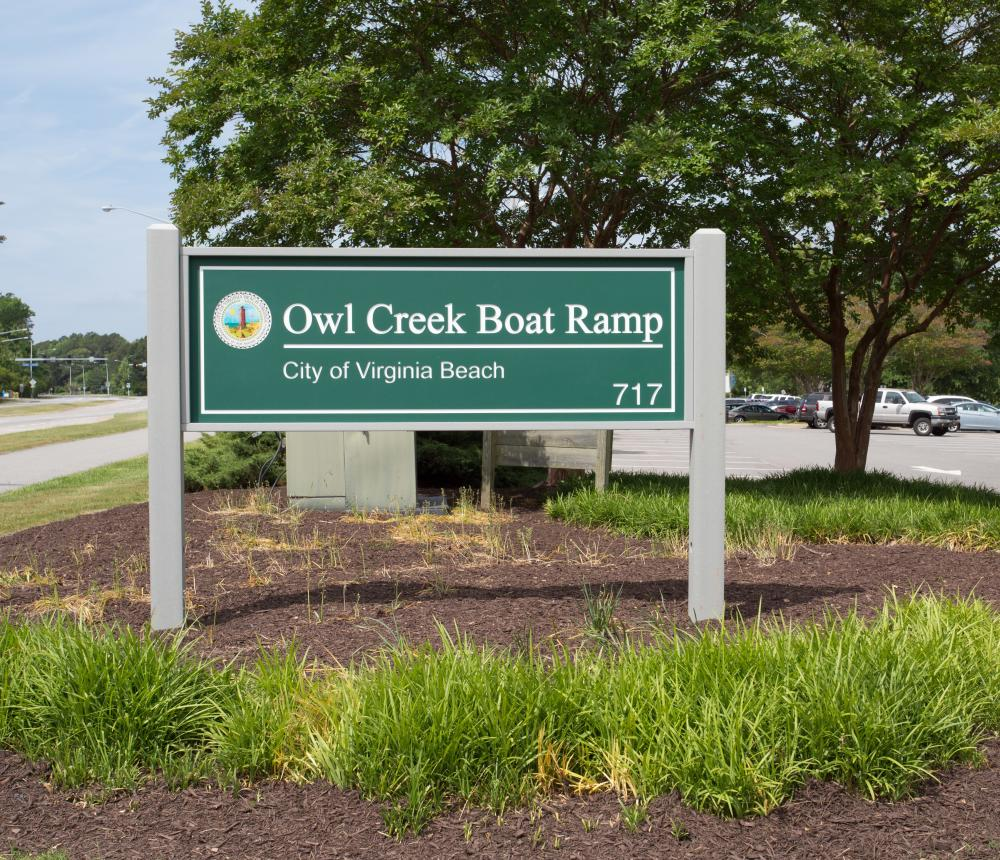 Owl Creek Boat Ramp??