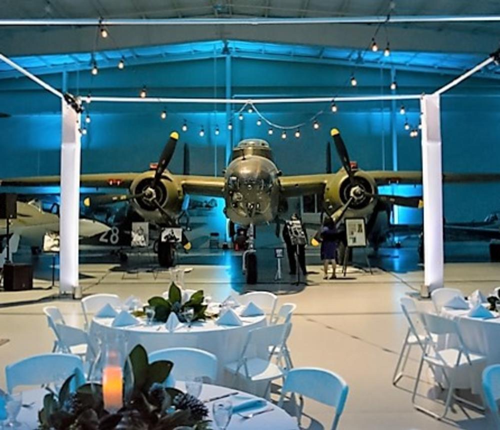 B-25 Reception Army Hangar