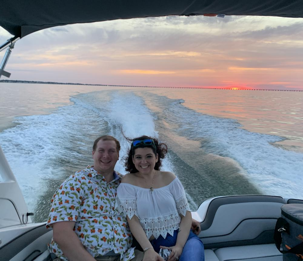 Sunset cruises