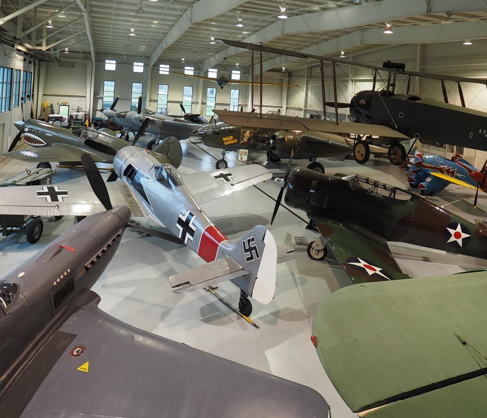 MAM Army Hangar