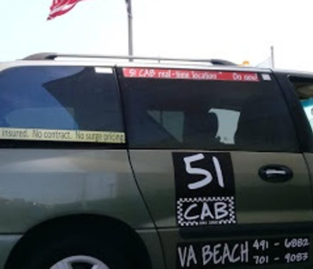 51 Cab Virginia Beach, VA