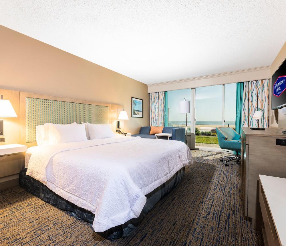 King Oceanfront Bedroom