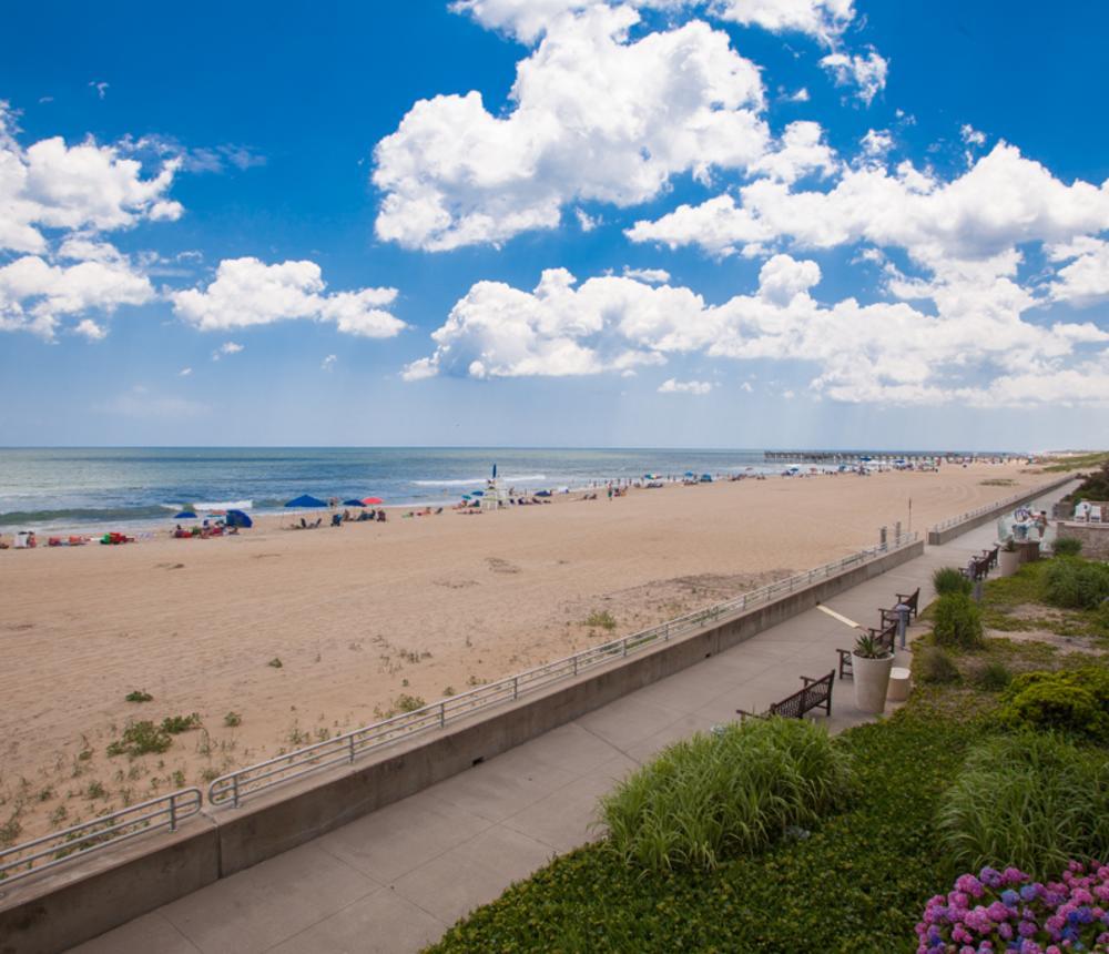 Sanctuary Realty Oceanfront Boardwalk
