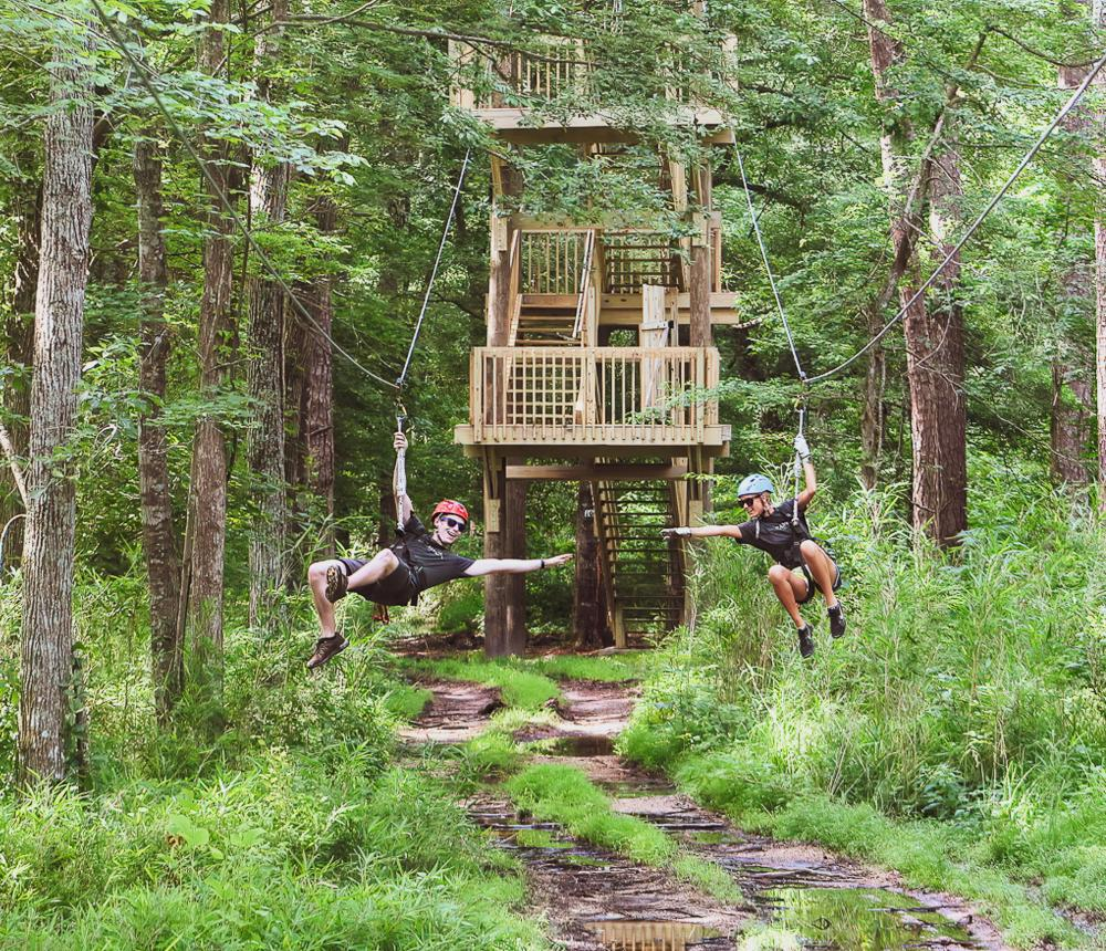 Perfect adventure for family, friends, couples and groups of all kinds!