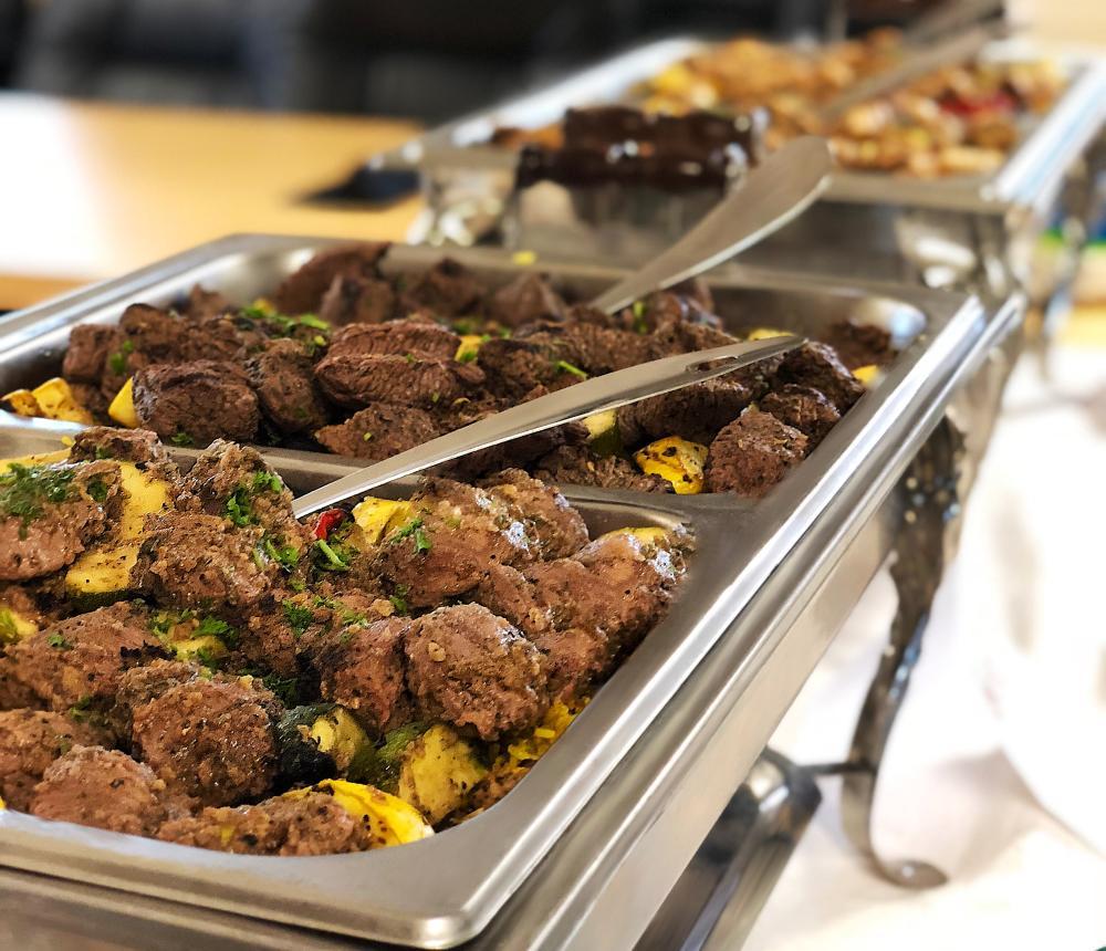 Kebab Trays