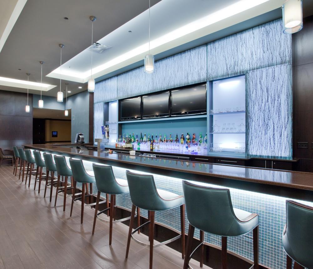 BLU Bar - Holiday Inn