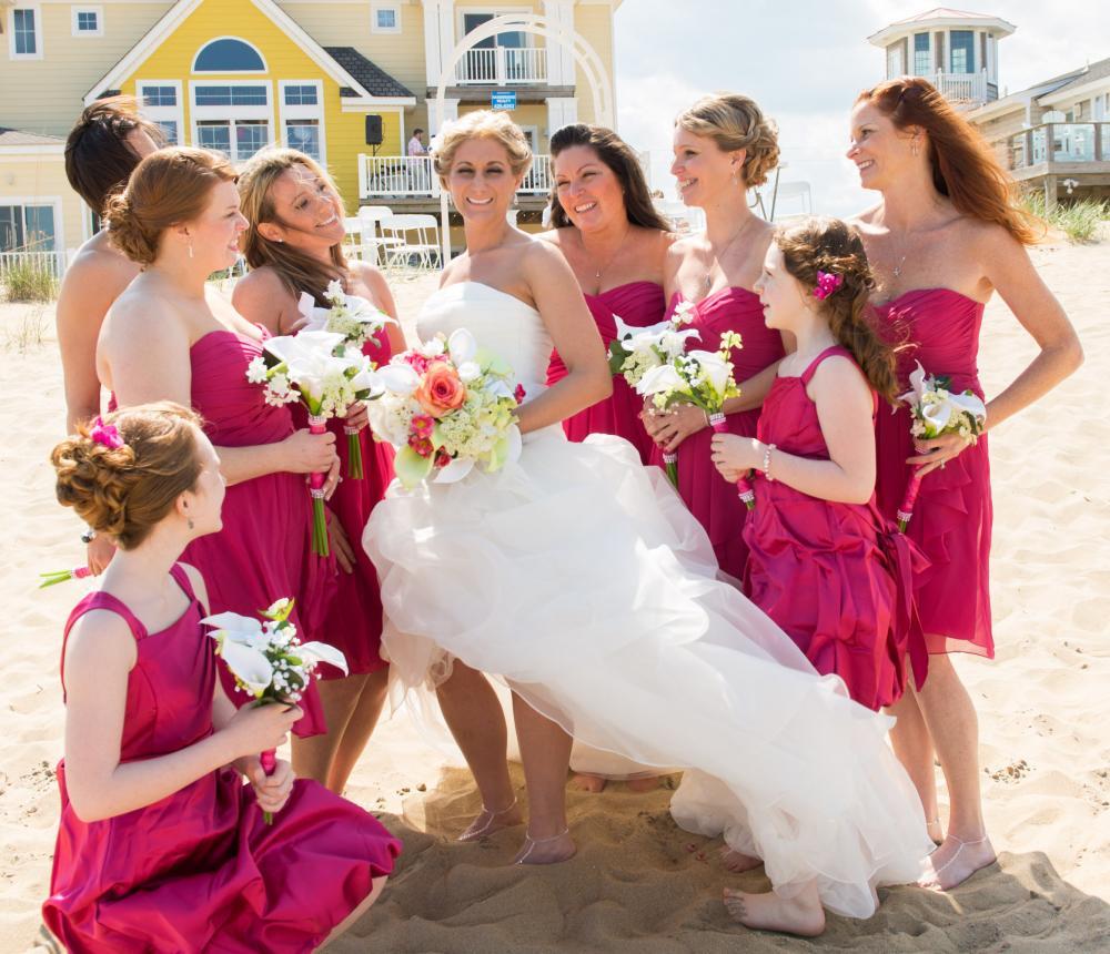 Sandbridge Beach Weddings