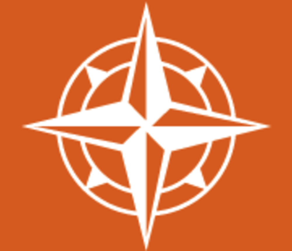 Compass Orange