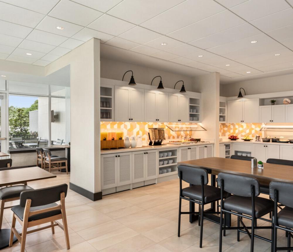 Gallery Kitchen - Breakfast