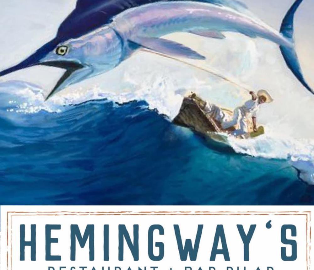 Hemingway's Restaurant & Bar Pilar Logo
