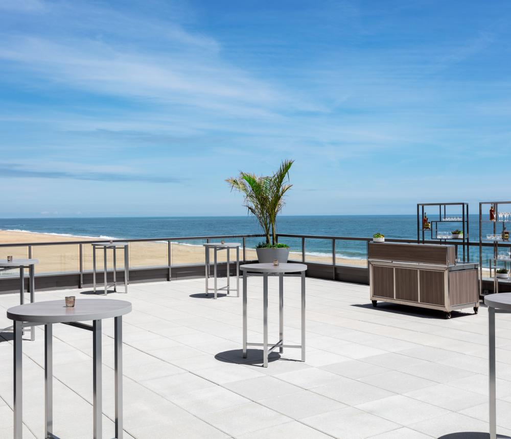 Seaside Event Terrace