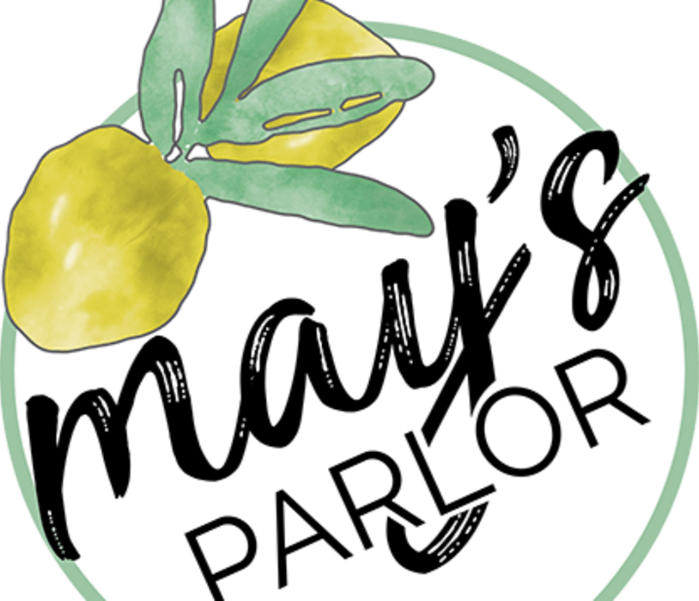 May's Parlor Logo