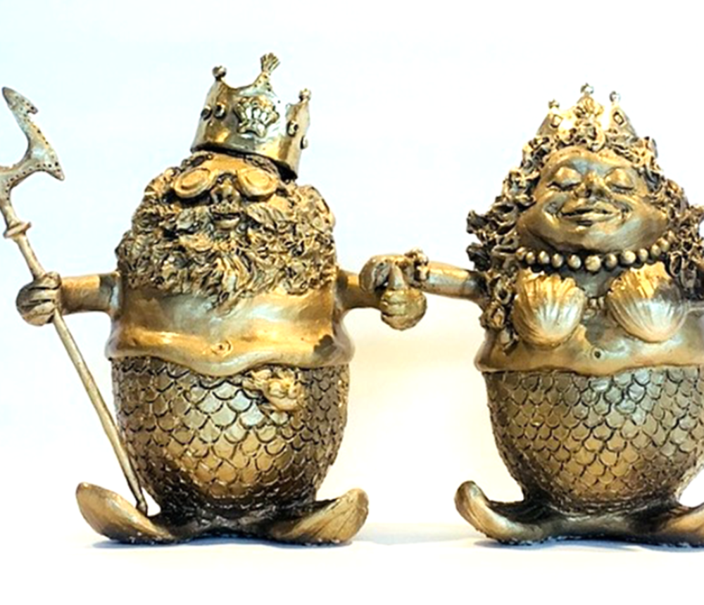 King Neptune & Queen Salacia