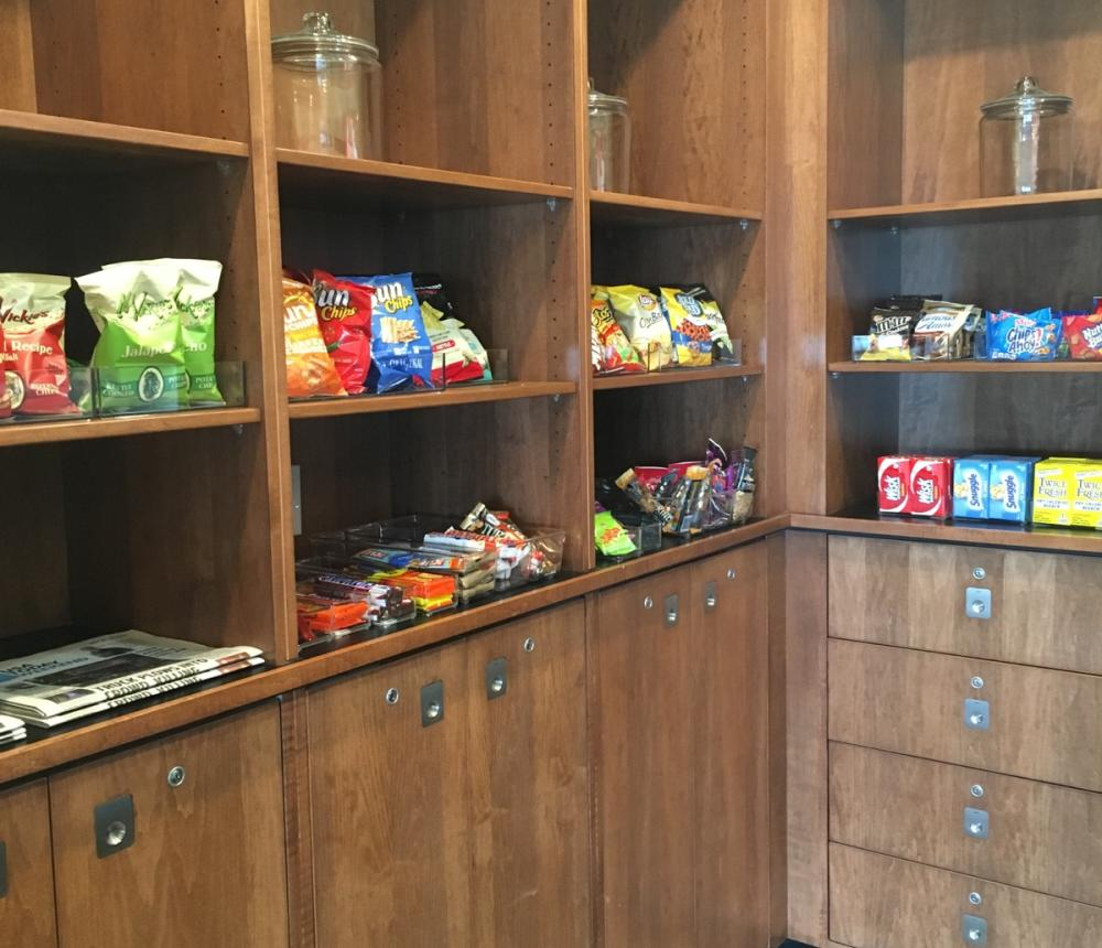 The Four Points by Sheraton Pantry