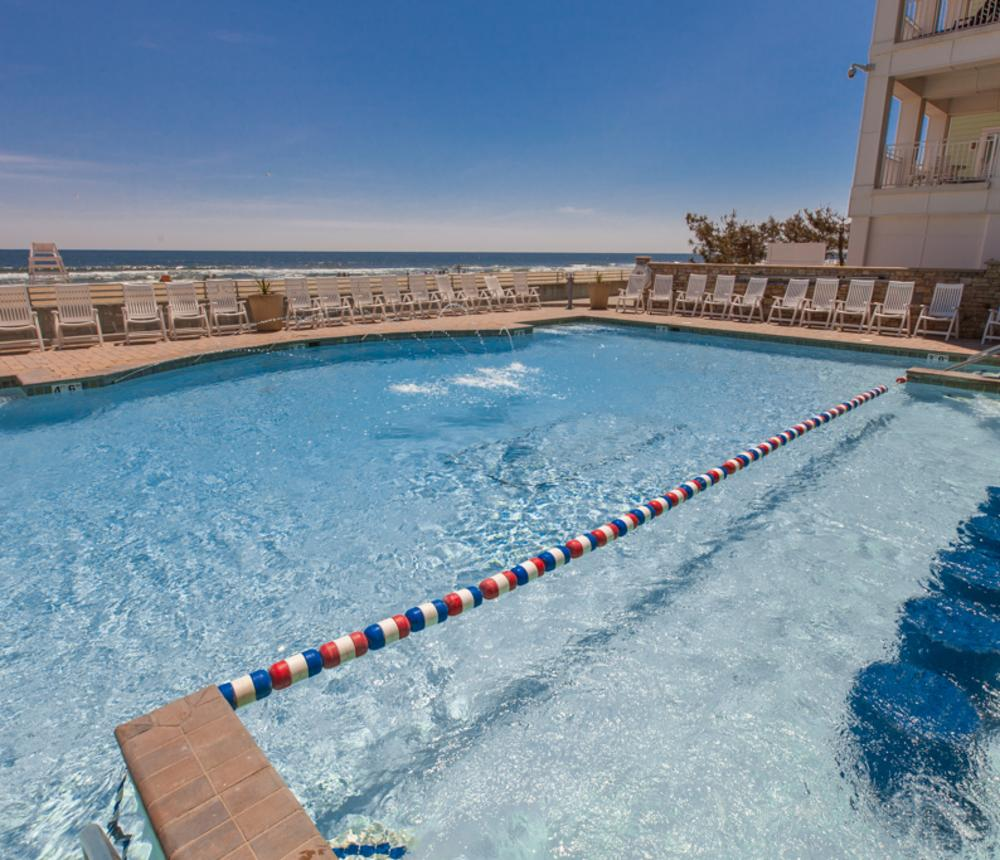 Sanctuary Realty Oceanfront Pool