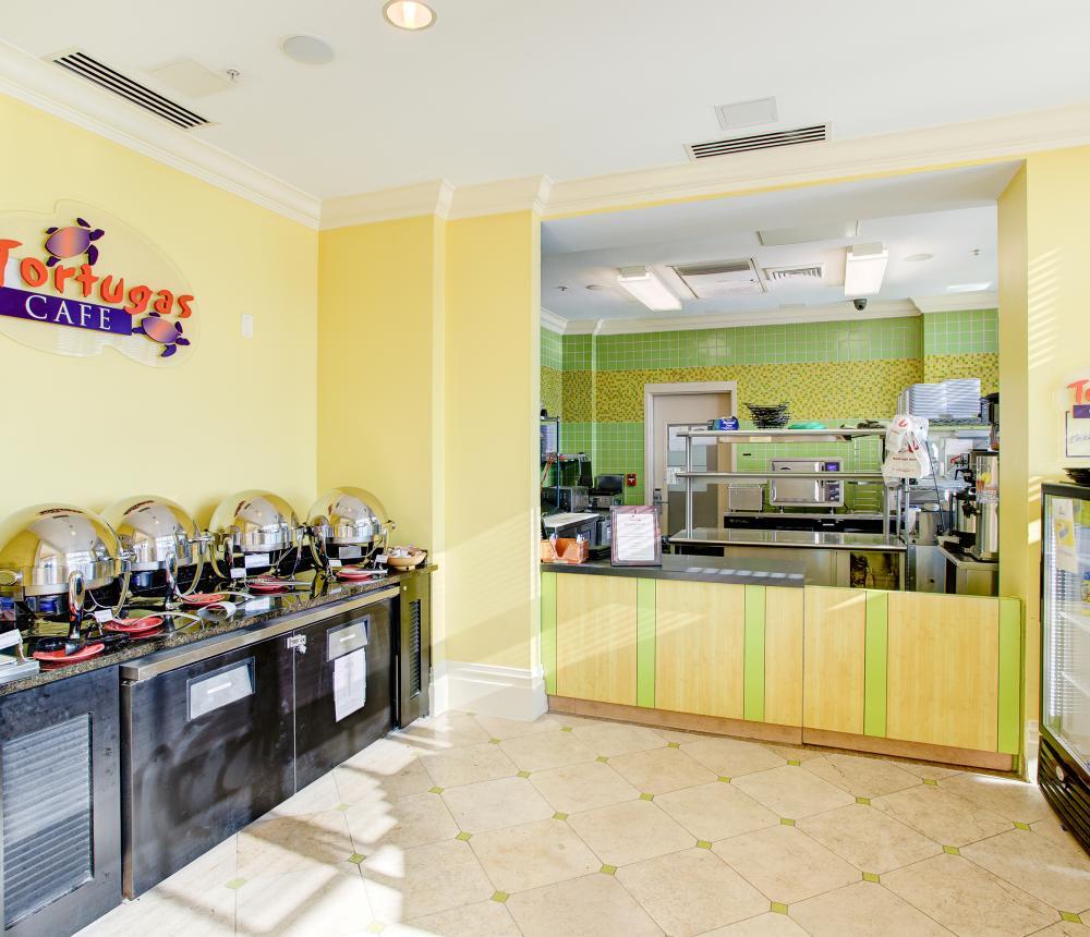Tortuga Cafe