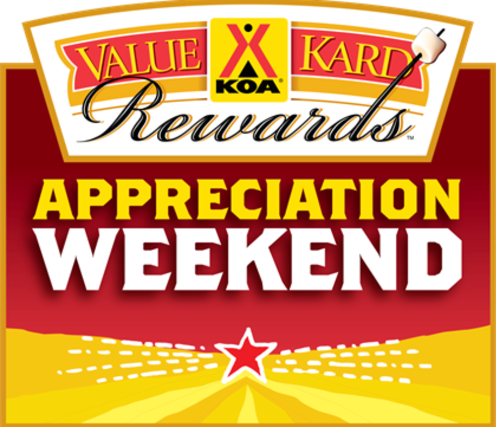 VKR Appreciation Weekend