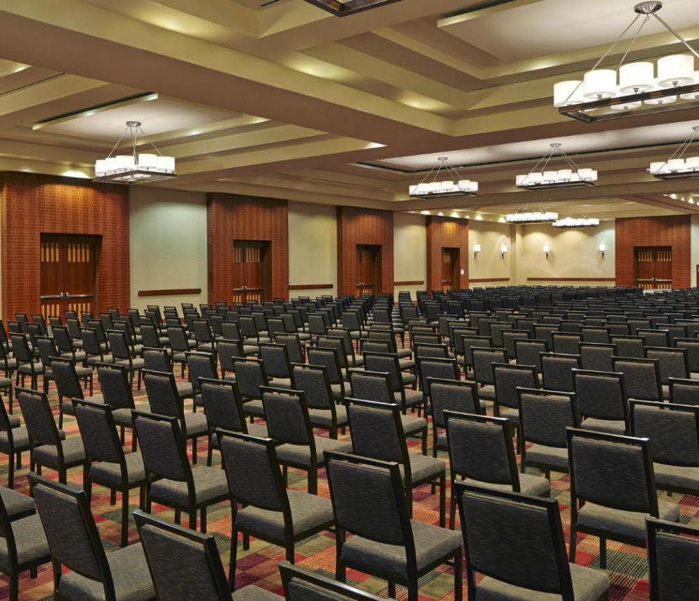 Monarch Ballroom | Theater Style