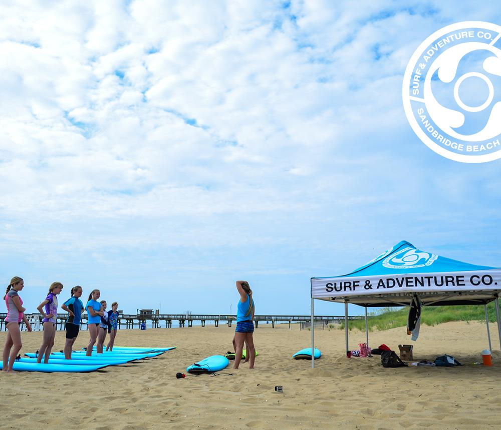 Chica Surf Camps