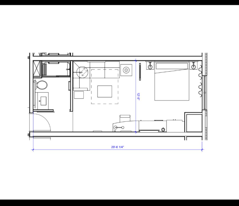 Standard King Floor