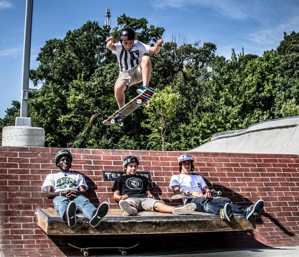 Williams Farm Skate Park