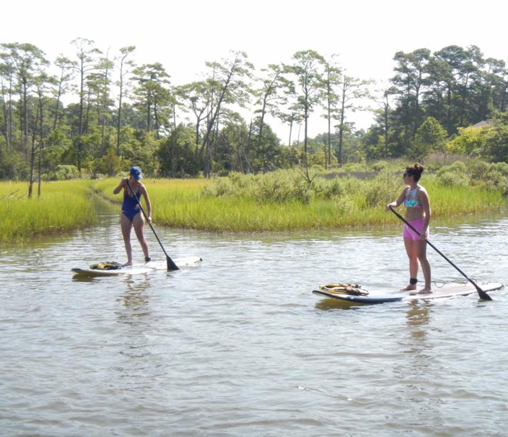 ladies paddle