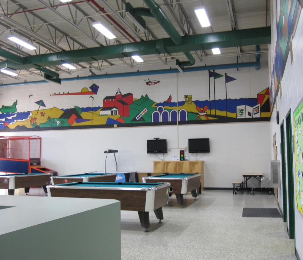 Princess Anne Recreation Center
