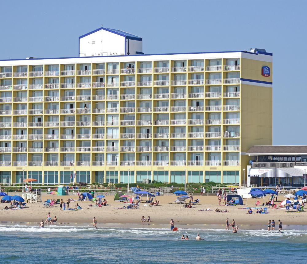 Fairfield Inn & Suites Beach Side Photo