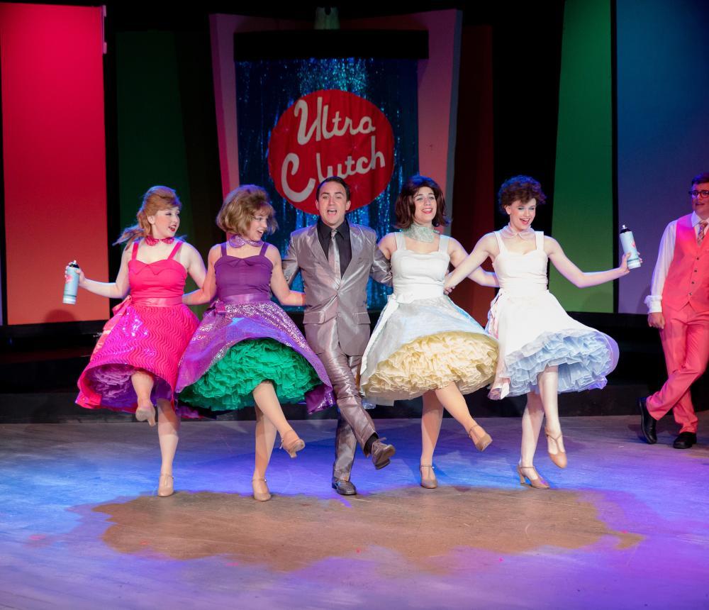 HAIRSPRAY at Little Theatre of Virginia Beach