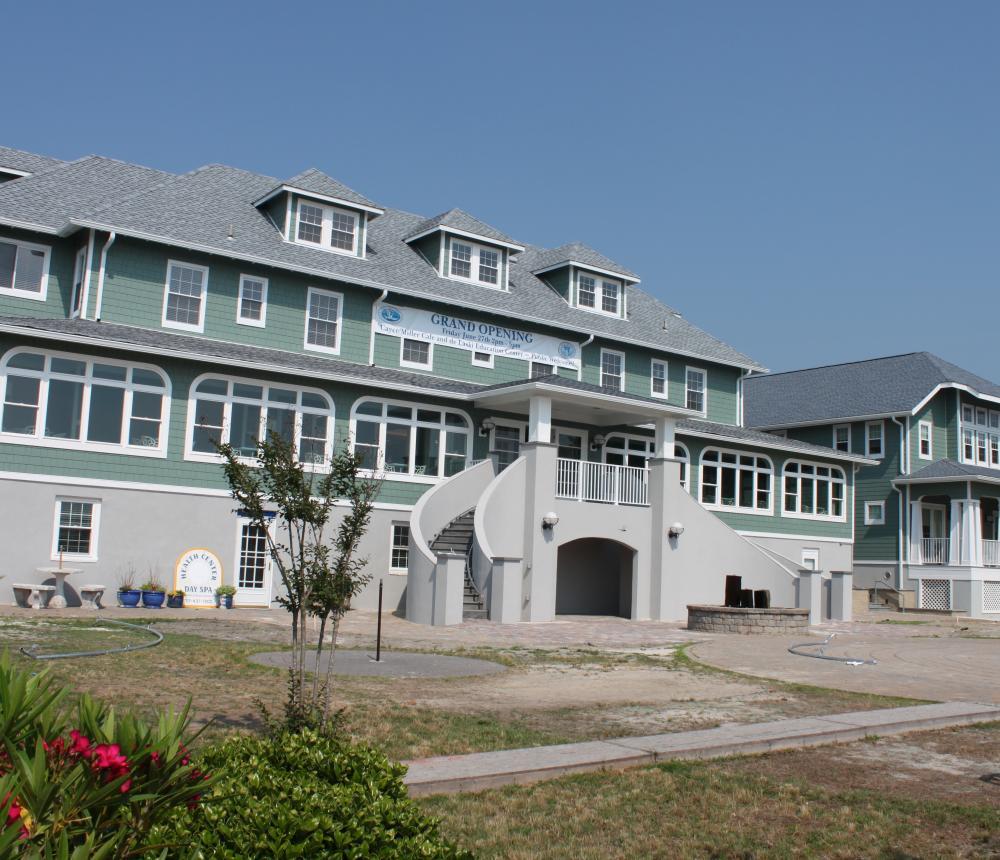 Historic Cayce Hospital Bldg